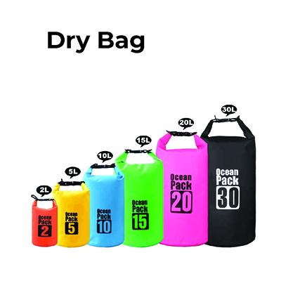 กระเป๋ากันน้ำ (DRY BAG)